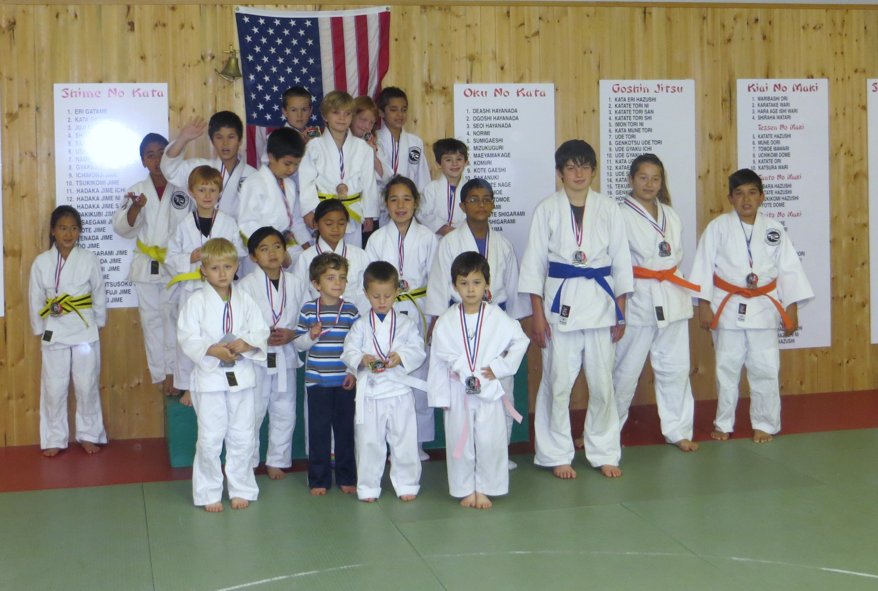 Amador Judo & Jujitsu Sumo Tournament